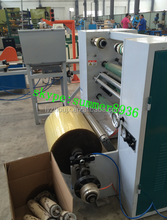 47 micron tape making plant /bopp tape making machine /slitting line