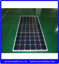Hot selling mono 12v 300w solar panel