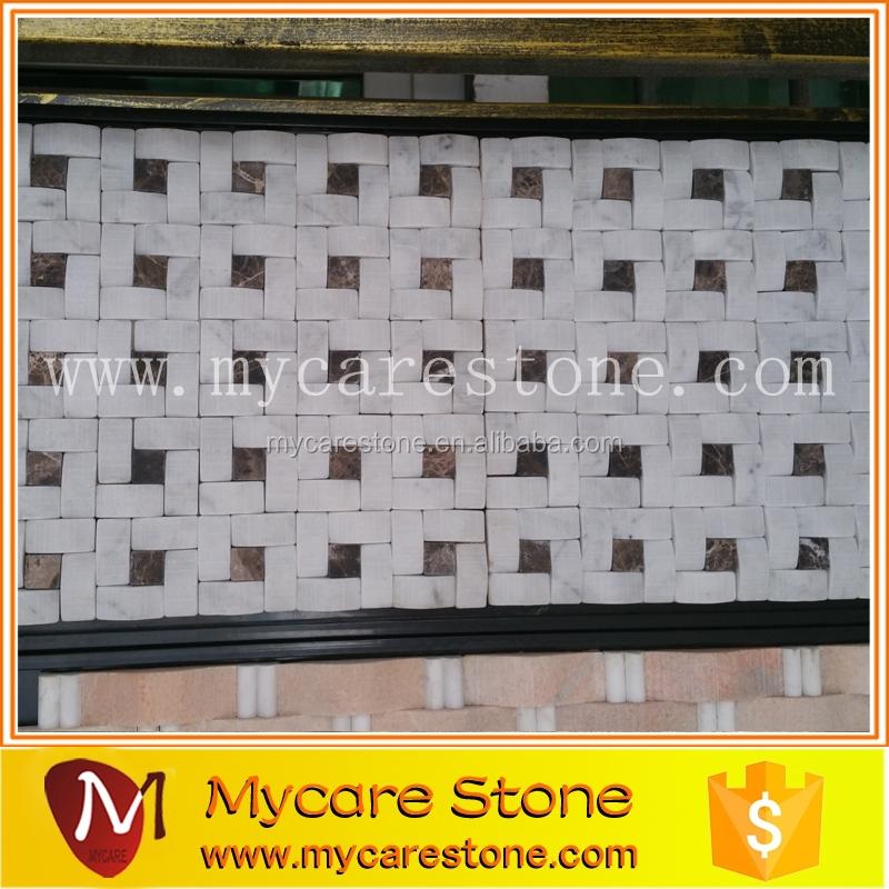 Mosaic Tile As Interior Elements : Interior Design Marble Mosaic,Marble Mosaic Tile,Mosaic - Buy Marble ...