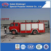 6ton dongfeng fire fighting fire engine, airport fire engine