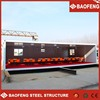 Good Supplier Light Steel Structure earthquake proof modular homes bungalow