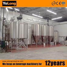 2015 best-seller 1000L uk craft beer machine with low price