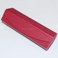 YT4034 2015 Fashion pu leather soft case for eyeglasses