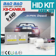 wholesle 35w 55w 75w 100w slim F3 F5 F7 X3 X5 25w hid ballast hid kits---BAOBAO LIGHTING