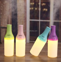 2015 Hot Sale Aroma Diffuser/ Mini Ultrasonic Humidifier with Candle Light