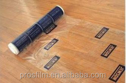 Hot sale!!plastic tape for floor protection offer print