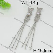Wholesale SS Fashion Newly earrings diamond bow