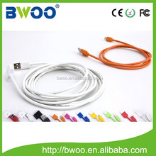 USB data and charge Cable for Samsung S4 S5 S5 Note3 Note4
