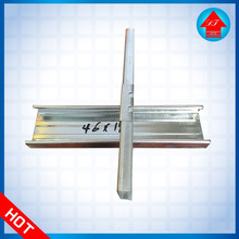 light steel keel, ceiling t-grid system, ceiling frame,flat,groove, various thickness and sizes
