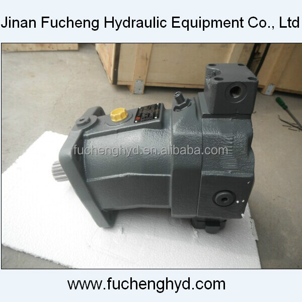 Hydraulic Motor A6VM, High Speed Piston Motor, Rexroth A6VM55 Motor
