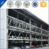 4 floor psh smart stack elevated car parking machine for public parking