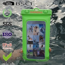 Hot sale pvc waterproof case for iphone5/5s