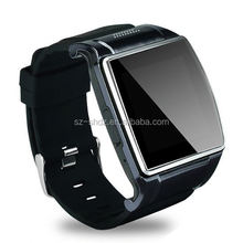 waterproof smart watch sim card gps android smart watch men cell phone front camera
