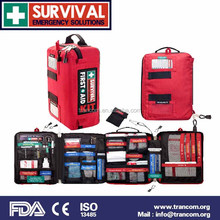 wall mounted first aid kit fda approved survival first aid kit (with fda ce tga) ses01