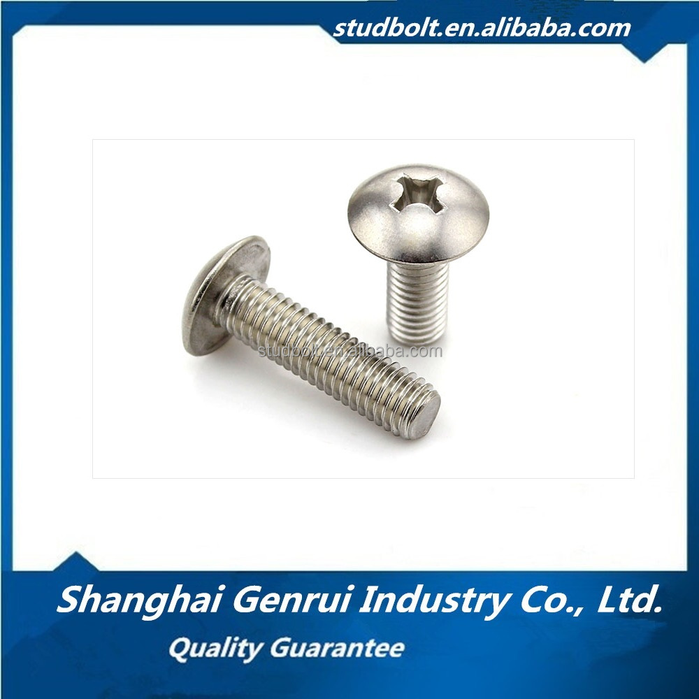 Stainless steel cross recessed pan head screws buy