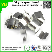 Custom-made Stainless Steel Glazing Clip for greenhouse