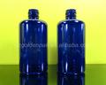 plástico garrafa de desinfetante para as mãos