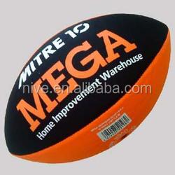 football/Wholesale America football/Customized Real leather foot ball us football