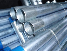 ASTM Standard Hot dipped galvanized Rigid Metal Conduit steel pipe