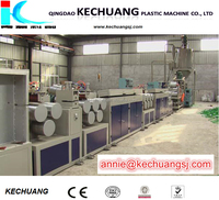 hot sale QINGDAO plastic machine!!New Technology plastic PP/PET Packaging Strap Production Machine with CE certificate