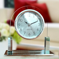 Table acrylic clock with modern desgin