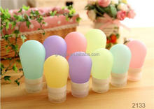 2015 Hot selling Colorful silicone air bottle