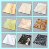 artificial marble composite stone plastic decorative wall covering sheets