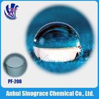 waterproof fabric Stiffener PF-2088Q for textile dye chemiclas