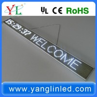 Alibaba New design wireless led moving scrolling message text display