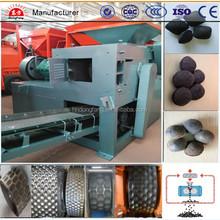 coal powder briquette ball press/coal making machine for sale(pillow shape)