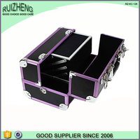 Wholesale box PVC leather cosmetic case