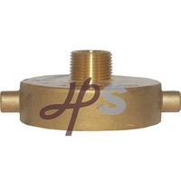 Brass fire hose coupling / Storz Fitting