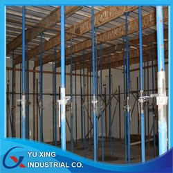 2200-3900mm Middle East Adjustable Steel System Painting Strong Scaffolding Shoring Prop