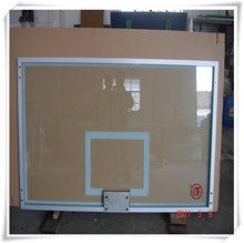 Transparent Basketball backboard Tempered Glass Basketball Backboard for sale