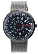 unique Roman numbers creative men watches fshion minimalist watch