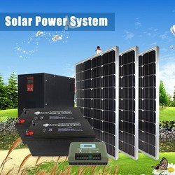 1000w 2000w 3000w solar panels for home