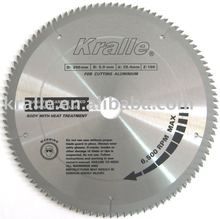 Professional T.C.T Saw Blade For Cutting Aluminum
