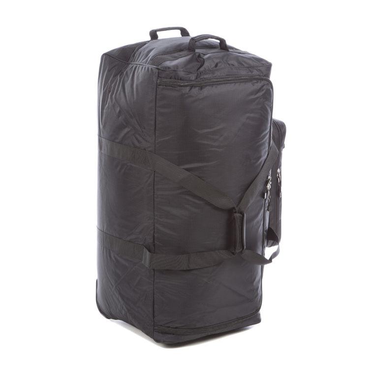 luggage sport 36 3 wheeled gym duffel trolley travel bag large sports bag buy large sports. Black Bedroom Furniture Sets. Home Design Ideas