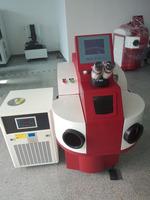 Hailei Manufacturer jewelry welding machine laser welder power 150W butt welding machine