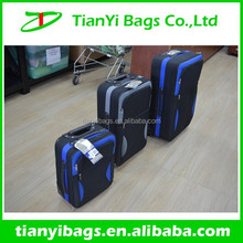 Hot selling wheeled travel trolley bag