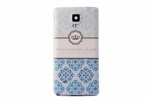 HOT Design Mobile Phone Back Cover for Samsung Note 4