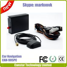 Include external active antenna and car navigation box for Pioneer DVD