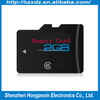 For sd card 2gb mini tf card for digital camera good qualtiy +free adapter