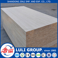 24mm pine edge glued solid wood panels from LULI GROUP SINCE 1985