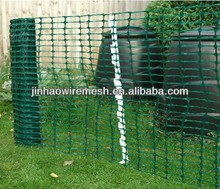 Green colour Building Plastic Warning Fencing Net/HDPE security net(ISO9001:2008)-jhAS223