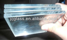 10mm low iron tempered glass weight