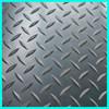 Durable black color anti slip rubber floor mat