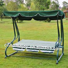 Deluxe Multi-functional garden swing bed, indian swing bed, iron swing bed