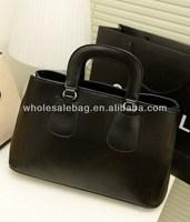 New Designer Wholesale High Quality Pu Leather Elegance Handbag Shoulder Bag For Women Ladies be Retail