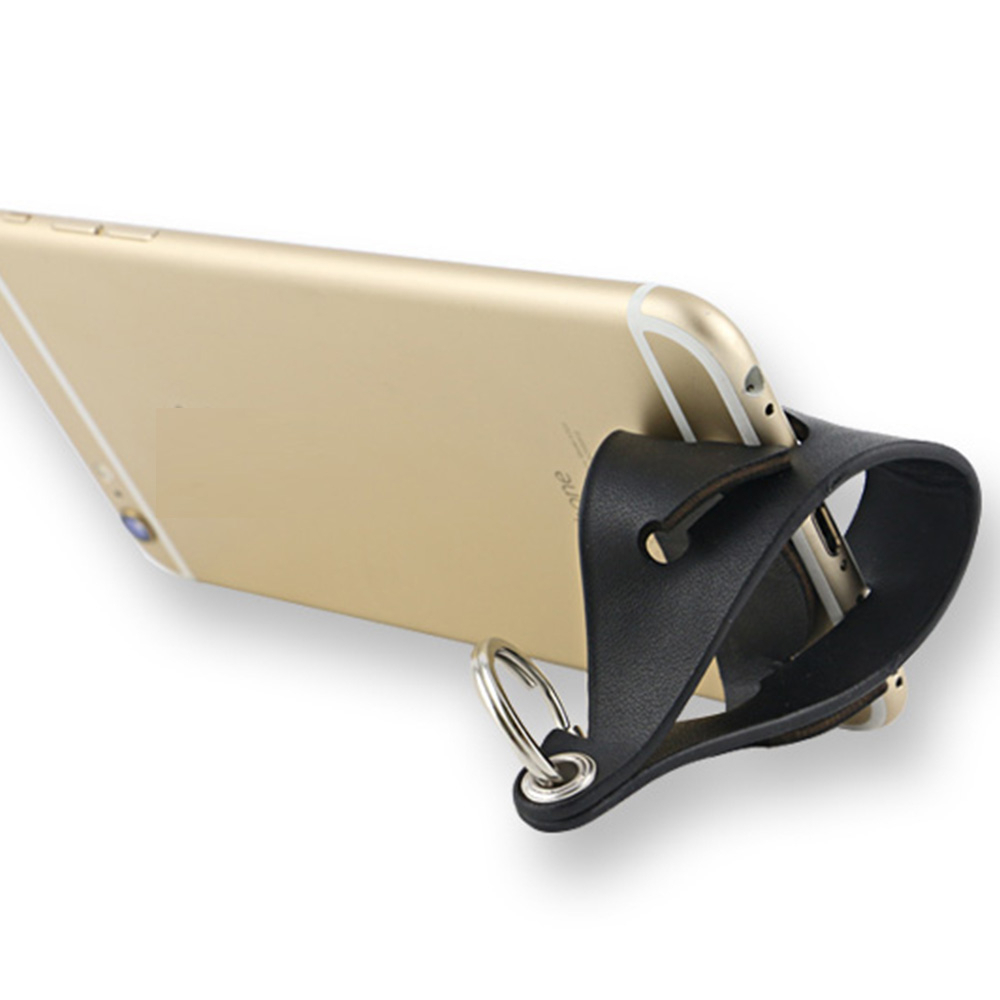 Case Design western leather cell phone cases : Unique Design General leather Mobile Phone Holder Key Chain for iphone ...